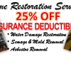 25% OFF Insurance Deductible   Mold Removal   Water Damage Restoration Baltimore